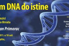 Analizom DNA do istine - 29.11.2011