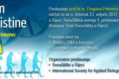 Analizom DNA do istine - 23.02.2012